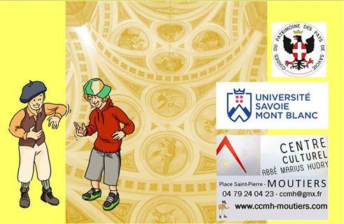 Partenariat Université de Savoie et Association des Guides du Patrimoine Savoie Mont Blanc
