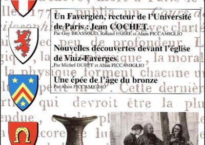 Bulletin des Amis de Viuz Faverges n°42