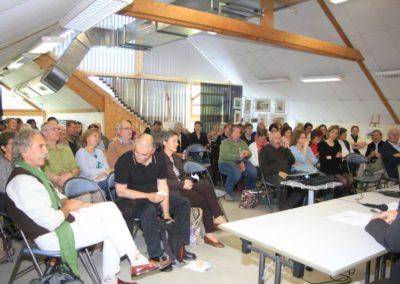 Guides du Patrimoine des Pays de Savoie en AG à Yenne en 2014