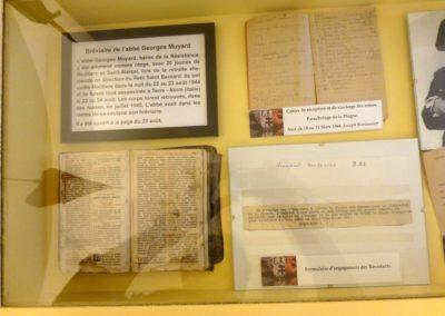 Musée des Traditions Populaires de Moutiers visites Guides du Patrimoine Savoie Mont Blanc thème Résistance (3)