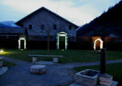 Nuit au musée archéologique de Viuz Faverges avec les Guides du Patrimoine Savoie Mont Blanc