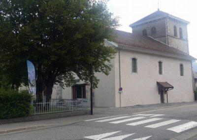 église de Viuz Faverges visite Guides du Patrimoine Savoie Mont Blanc
