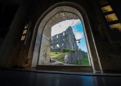 Abbaye d'Aulps visite Guides du Patrimoine Savoie Mont Blanc© Laurent Geslin 2018