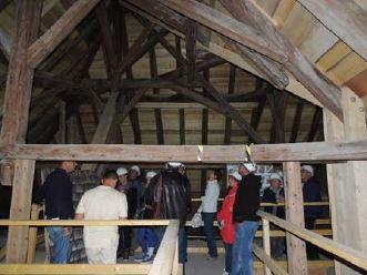Abondance Abbaye Visite Insolite Participative JPPM avec les Guides du Patrimoine Savoie Mont Blanc