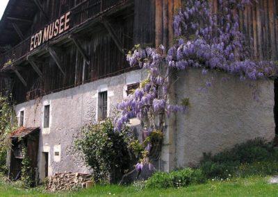 Ecomusée le Clos Parchet Samoens visite Guides du Patrimoine Savoie Mont Blanc