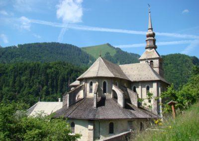 L'Abbaye d'Abondance à visiter avec les Guides du patrimoine savoie Mont Blanc
