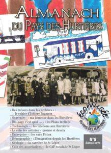 Almanach du Pays des Hurtières n°8 2016 Maurienne Guides PSMB