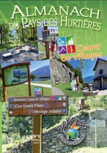 Almanach du Pays des Hurtières n°9 2017 Maurienne avec les Guides du Patrimoine Savoie Mont Blanc