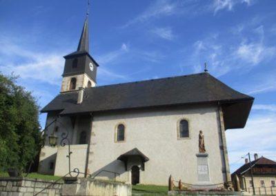 Domancy à découvrir en visite avec votre Guide du Patrimoine Savoie Mont Blanc