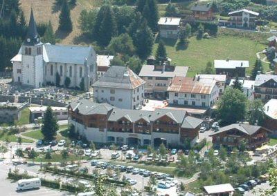 Visites guidées des Gets avec les Guides du Patrimoine Savoie Mont Blanc