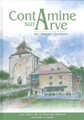 Livre Contamine sur Arve , collectif, couverture