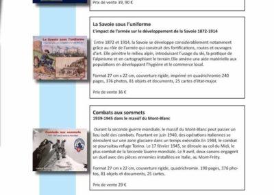Livre Le Fort de La Turra GArdien du col du Mont Cenis par Laurent Demouzon Guide du Patrimoine Savoie Mont Blanc (3)