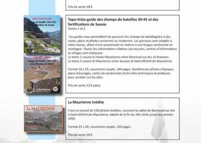 Livre Le Fort de La Turra GArdien du col du Mont Cenis par Laurent Demouzon Guide du Patrimoine Savoie Mont Blanc (4)