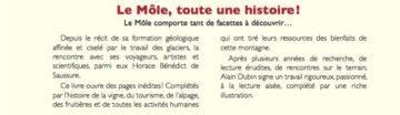 Livre Le Môle par Alain Dubin GuidesPSMB à propos