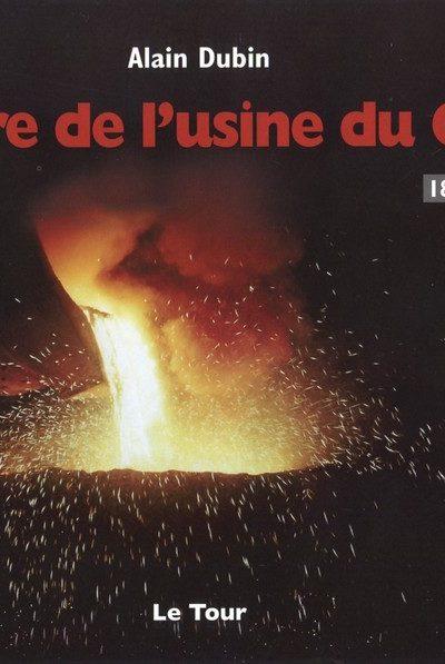 livre l'histoire de l'usine du Giffre par Alain Dubin Guides du Patrimoine Savoie Mont Blanc