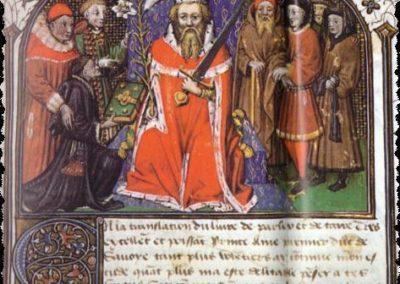 Amédée VIII duc et pape conférence Gilles Carrier Dalbion Guides PSMB