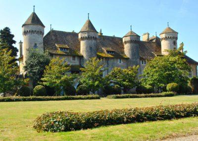 Chateau de Ripaille visite Guides PSMB