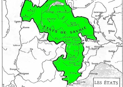 Etats de Savoie 1430 en conférence Guides PSMB