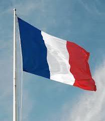 drapeau français à l'occasion du centenaire de l'armistice 1914-18