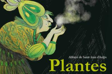 Abbaye d'Aulps Expo Plantes avec Guides du Patrimoine Savoie Mont Blanc