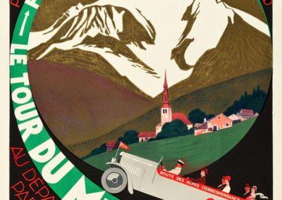 Affiches PLM Pays du Mont Blanc avec expo et sur Pinterest Guides PSMB