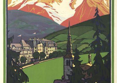 Affiches PLM Pays du Mont Blanc avec expo et sur Pinterest Guides PSMB (4)