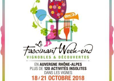 Exposition vignes paysages vignerons à Yenne avec les Guides du Patrimoine Savoie Mont Blanc ©OT YENNE (2)