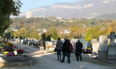 chambery cimetière ©paroisses Chambéry et environs