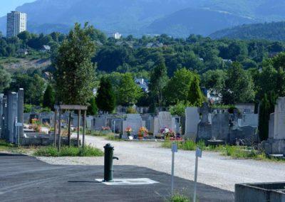chambery cimetière ©ville de Chambéry