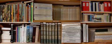 Bibliothèque des Amis de Viuz Faverges avec les Guides du Patrimoine Savoie Mont Blanc