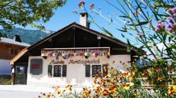 Musée montagnard des Houches visites Guides du Patrimoine Savoie Mont Blanc