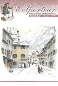 Revue Le petit colporteur par Racines en Faucigny n°21