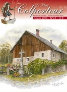 Revue Le petit colporteur par Racines en Faucigny n°23 2016
