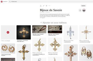 Bijoux de Savoie sur Pinterest avec les Guides du Patrimoine Savoie Mont Blanc