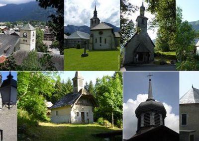 Clochers Vallée du Giffre visites Guides du Patrimoine Savoie Mont Blanc