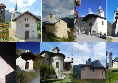 Clochers de Tarentaise visites Guides du Patrimoine Savoie Mont Blanc