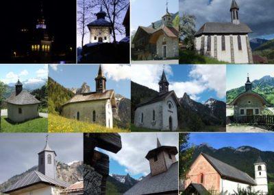 Clochers du Genevois massif des Aravis visites Guides du Patrimoine Savoie Mont Blanc