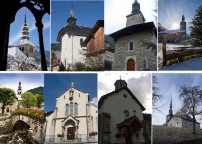 Clochers du Haut-Chablais visites Guides du Patrimoine Savoie Mont Blanc