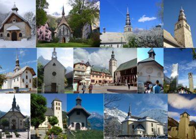 Clochers du Pays du Mont Blanc visites Guides du Patrimoine Savoie Mont Blanc