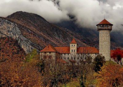 Faverges donjon visites Guides du Patrimoine Savoie Mont Blanc (2)