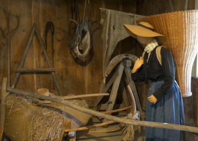 Musée montagnard des Houches Visites Guides du Patrimoine Savoie Mont Blanc ©Geslin Laurent-519