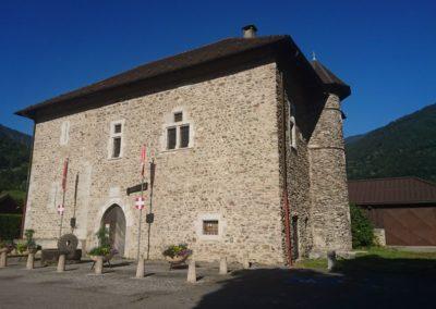 Ugine Musée visites Guides du Patrimoine Savoie Mont Blanc