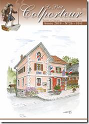 Le petit colporteur revue n°26 2019 par Racines en Faucigny Savoie Mont Blanc