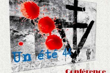 Moutiers 75 ans Libération conférence Guides du Patrimoine Savoie Mont Blanc