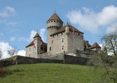 Chateau de Montrottier visites des Guides du Patrimoine Savoie Mont Blanc (1)