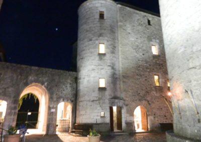 Donjon du Chateau du Montrottier visites Guides du Patrimoine Savoie Mont Blanc