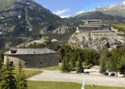 Avrieux Fort Redoute Marie-thérèse CC Terra Modana VISITES GUIDES PSMB