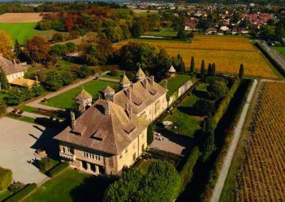 Chateau de Ripaille restauration toiture 2019 Guides PSMB (1)