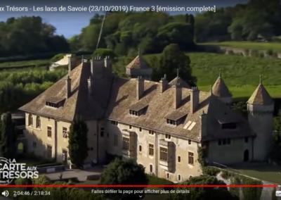 La carte aux tresors - Chateau de Ripaille - GuidesPSMB