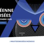Nuit des musées confinée Guides du Patrimoine Savoie Mont Blanc 2020